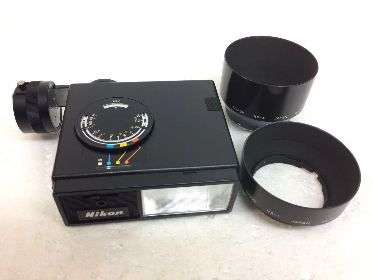 カメラ NIKON (ニコン) F レンズ NIKKOR 28/3.5 135/3.5 50/1.4 ストロボ SB-2 reref-d 1225-12_画像8