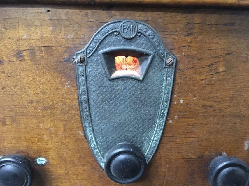ラジオ エリミネーター NO.129 アンティーク 真空管 中古品 reref-d 1226_画像2