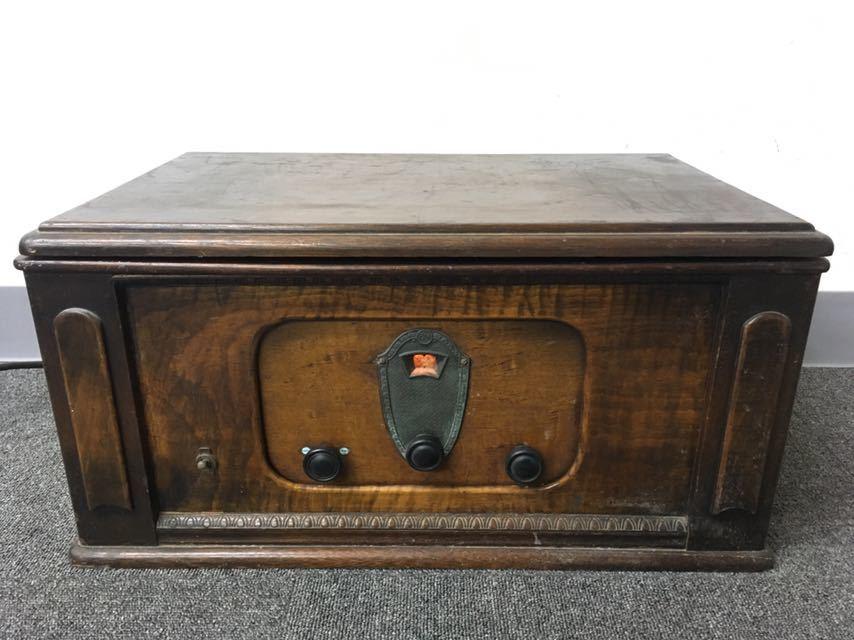 ラジオ エリミネーター NO.129 アンティーク 真空管 中古品 reref-d 1226