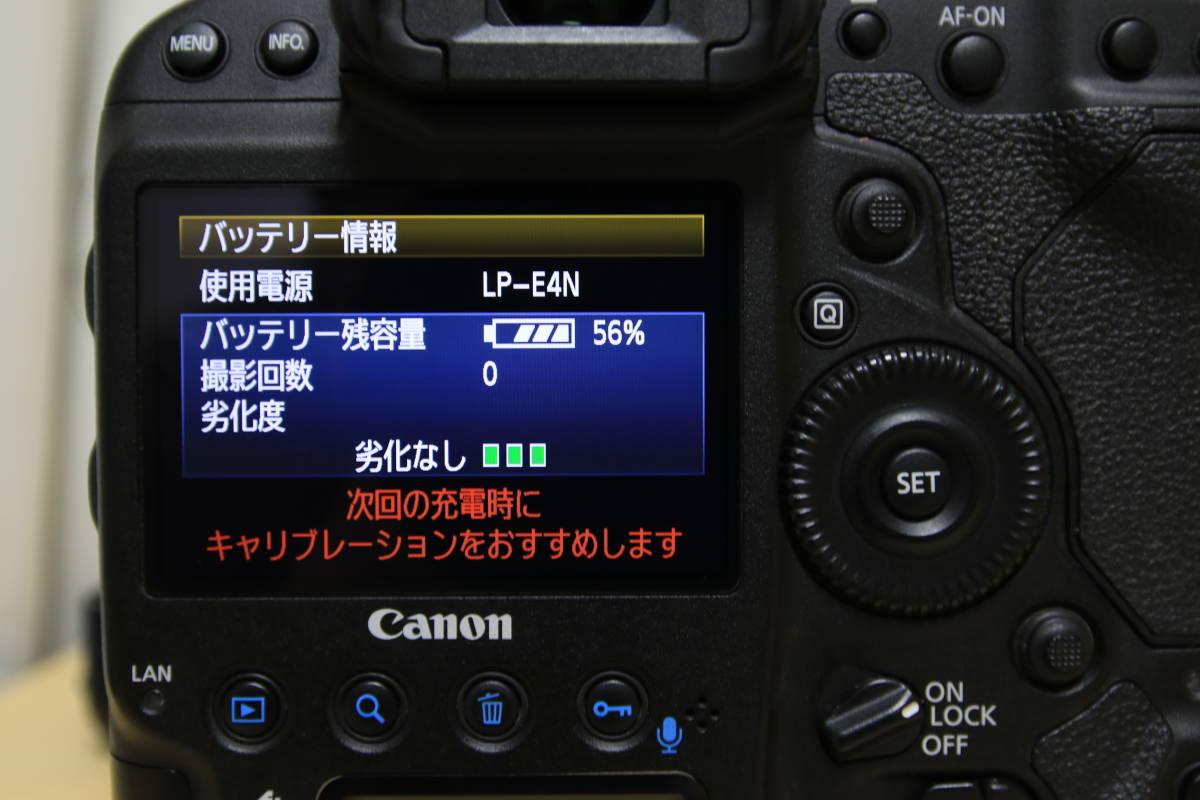 中古 キヤノン canon EOS-1DX 本体 純正バッテリー1個おまけ-日本代购网图片9链接