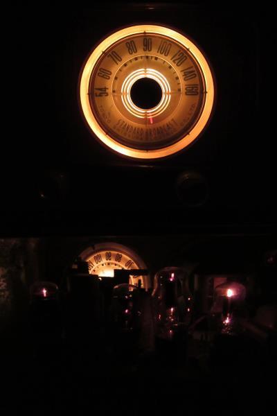 ◆アンティーク/レトロ(東芝 マツダ 真空管ラジオ MODEL614A)◆_画像9