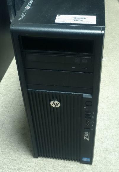 HP Z420 E5-1680 * memory 16GB *HDD500G *Win10 Pro 64bit