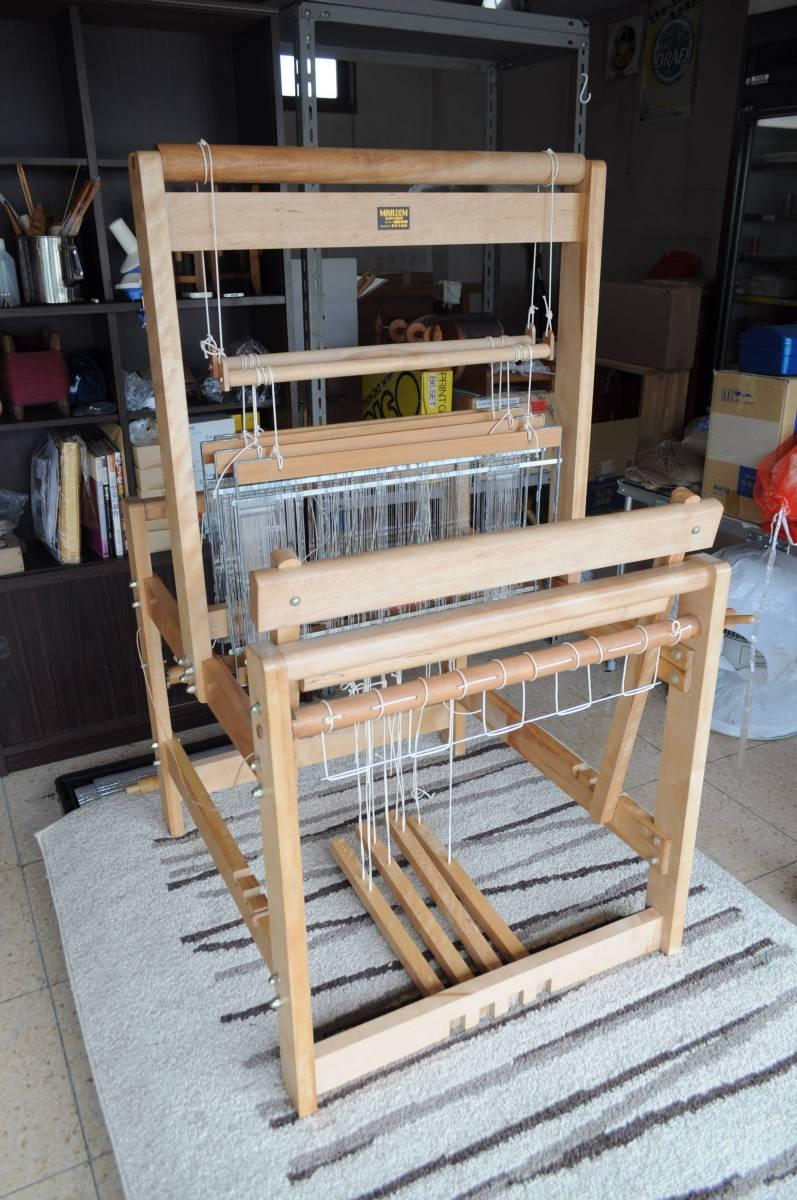 ■□ 送料無料 □■ 東京手織機 高機 手織り機 機織 織り機 織機 手しごと