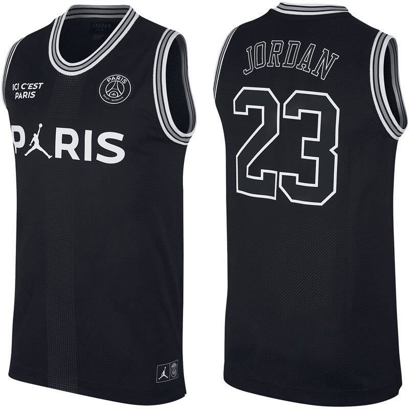 new goods NIKE Jordan X Paris Saint Germain Mesh Tank Top