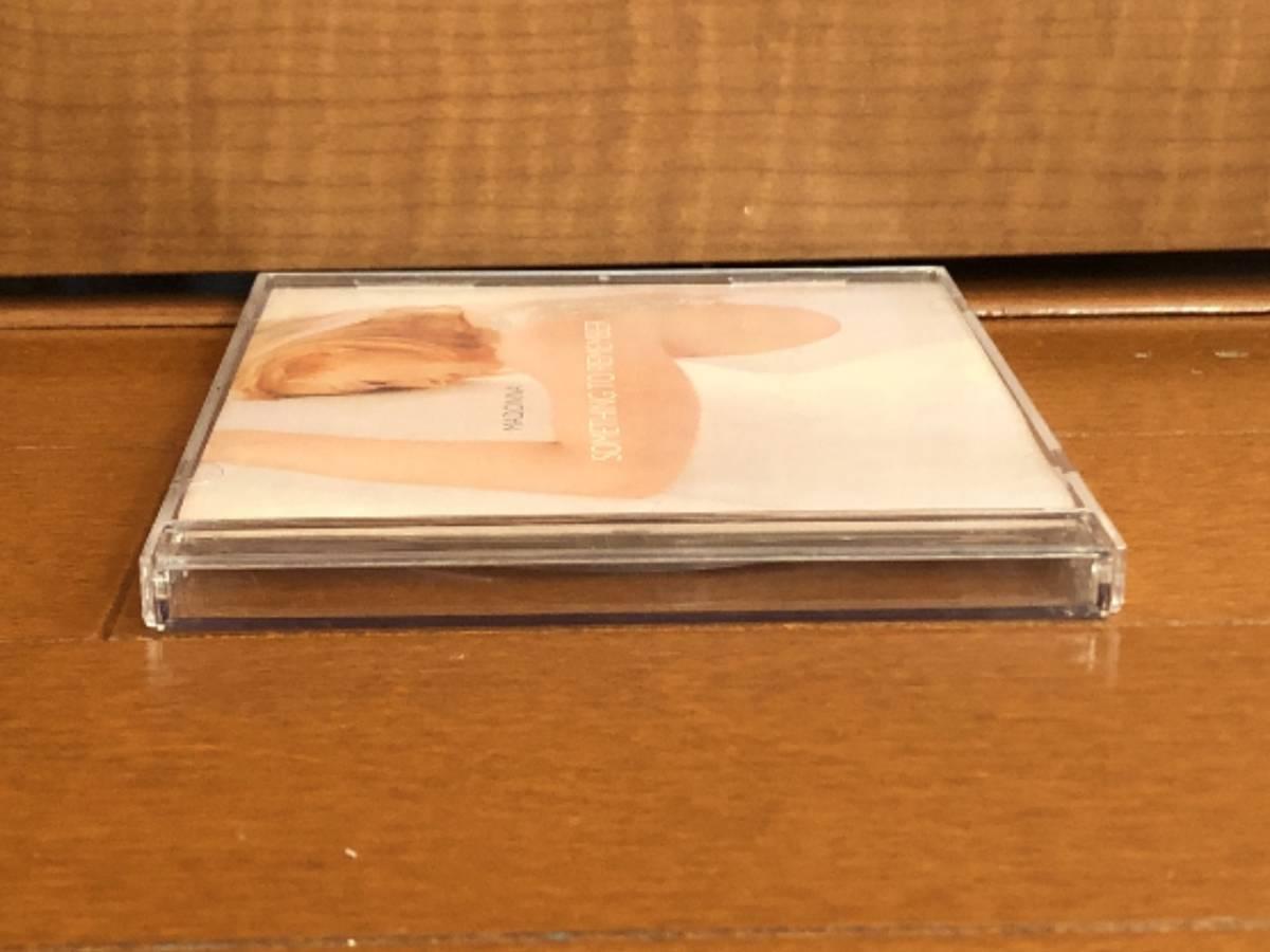 写真多数 Madonna マドンナ CD「Something To Remember」中古良品 輸入盤 _画像3