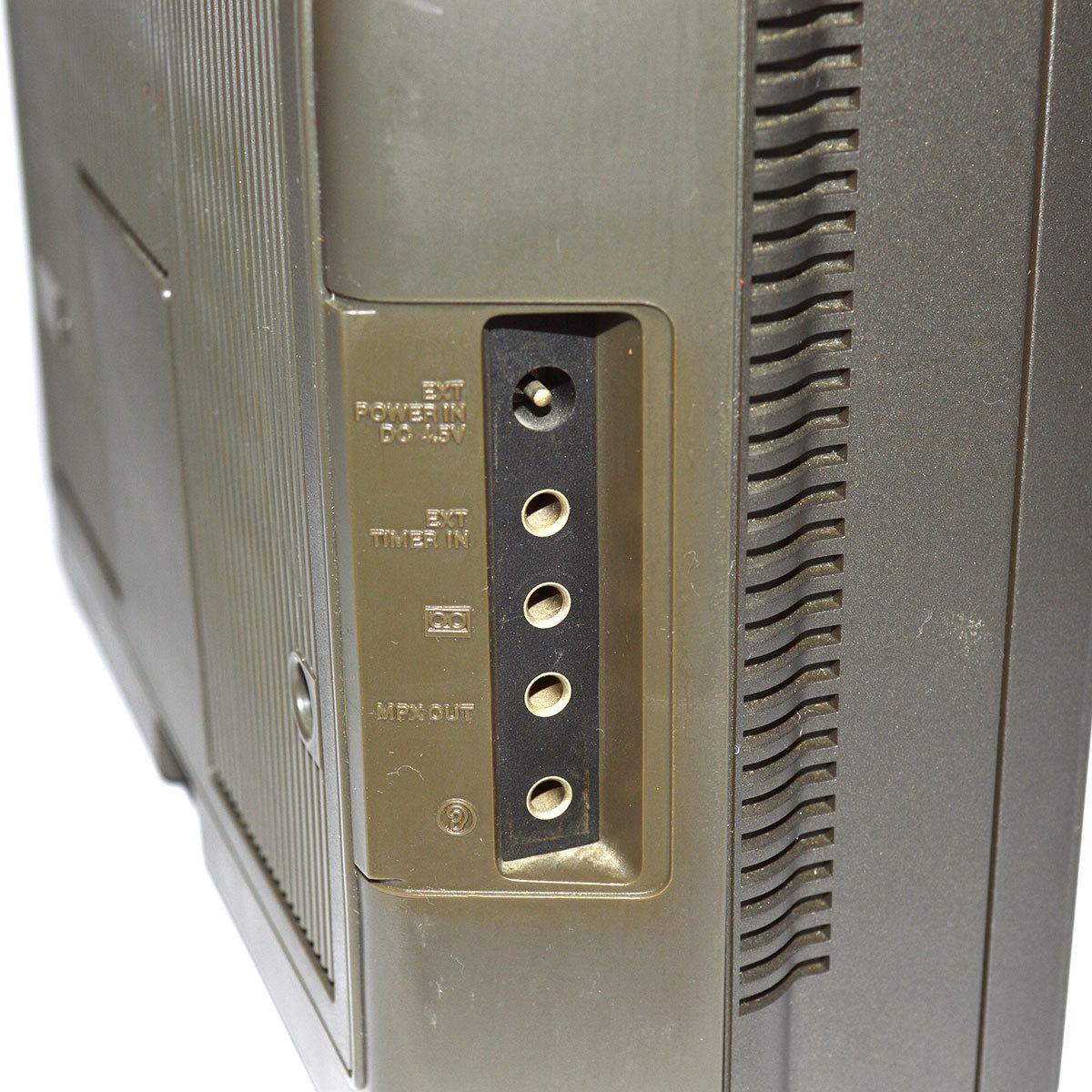 当時物 SONY ソニー ICF-5900 ラジオ スカイセンサー 5BAND バンド マルチバンド レシーバー 昭和 レトロ 東E_画像7