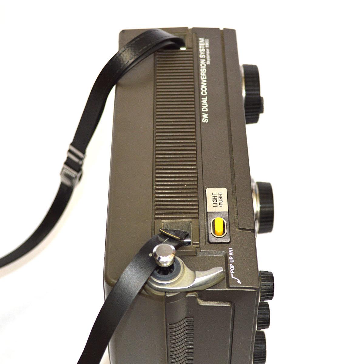 当時物 SONY ソニー ICF-5900 ラジオ スカイセンサー 5BAND バンド マルチバンド レシーバー 昭和 レトロ 東E_画像3