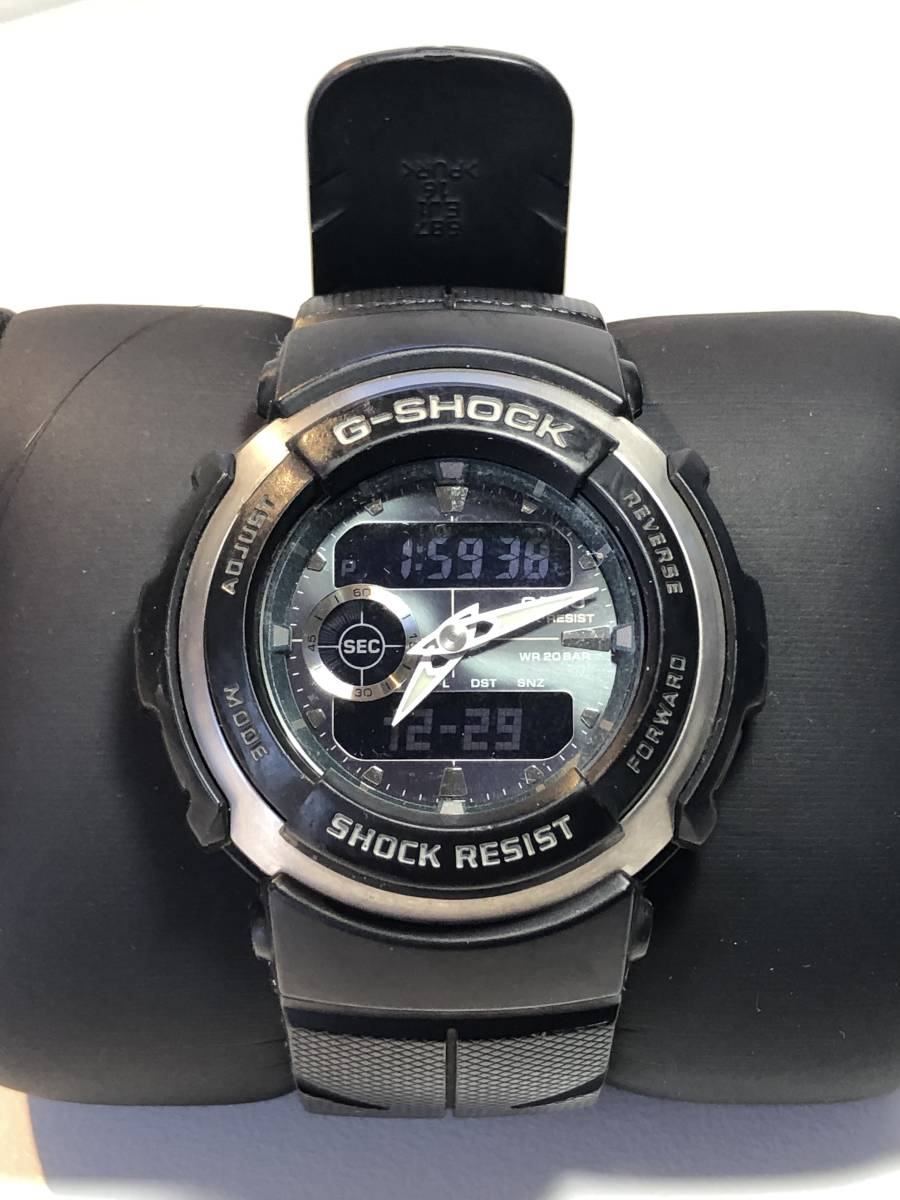 lowest price b1feb 694e7 Casio G-SHOCK 3750 G-300 secondhand goods ⑦: Real Yahoo ...