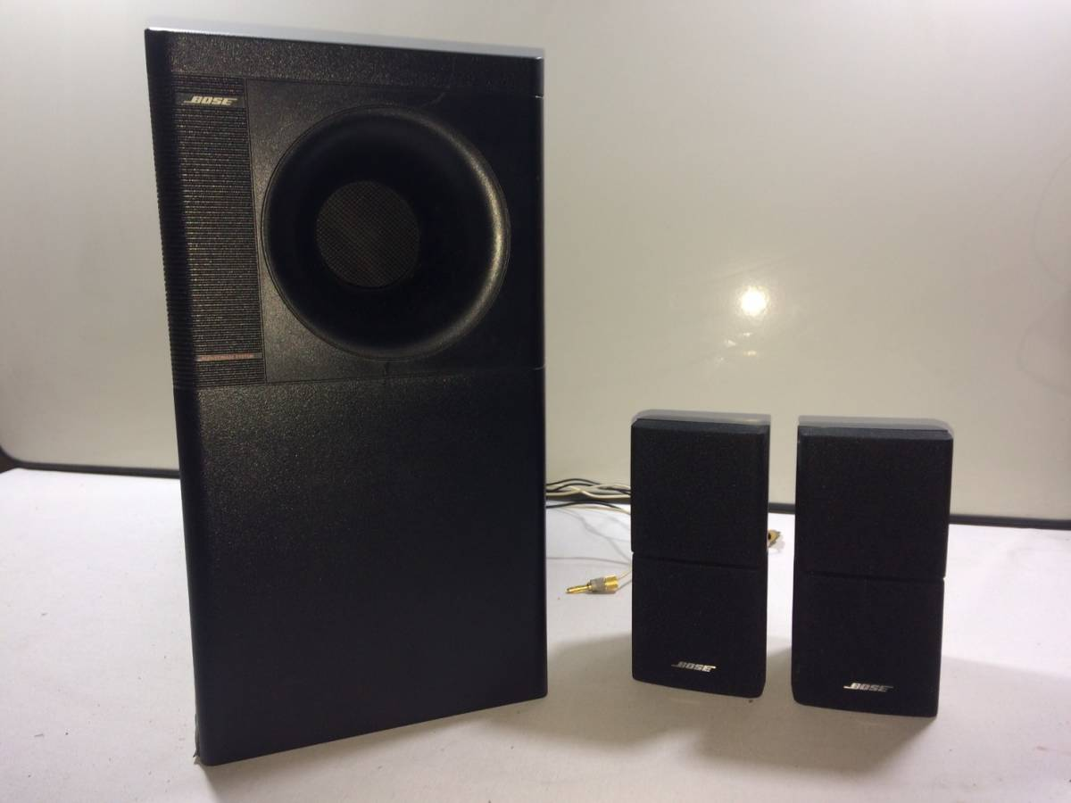 (28)BOSE ボーズ ACOUSTIMASS 5 SERIES III_画像1