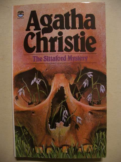 洋書ペーパーバック アガサ・クリスティ シタフォードの謎 The Sittaford Mystery_画像1