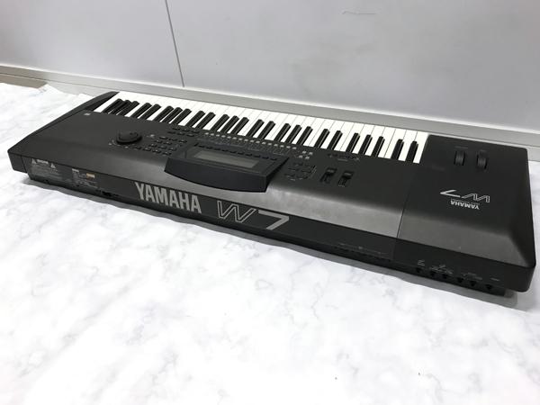 ◎YAMAHA W7  синтезатор   YAMAHA