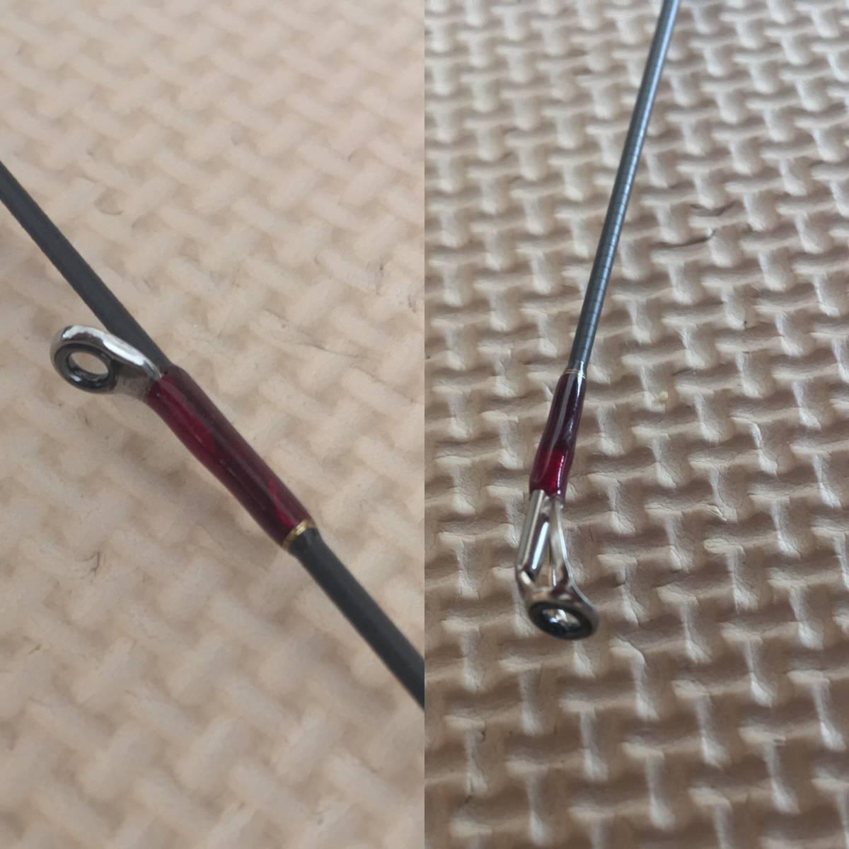 新品 TENRYU(テンリュウ)Red Flip(レッドフリップ) RF661B-L (TAI-RUBBER)  保証書・袋付 タイラバロッド-日本代购网图片2链接