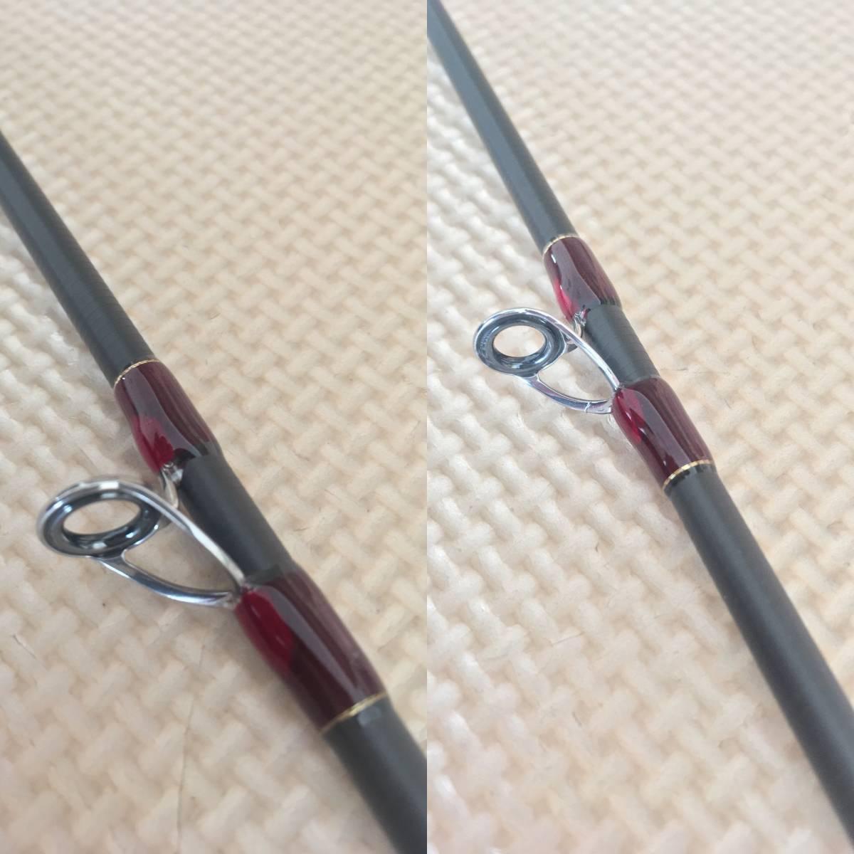 新品 TENRYU(テンリュウ)Red Flip(レッドフリップ) RF661B-L (TAI-RUBBER)  保証書・袋付 タイラバロッド-日本代购网图片6链接