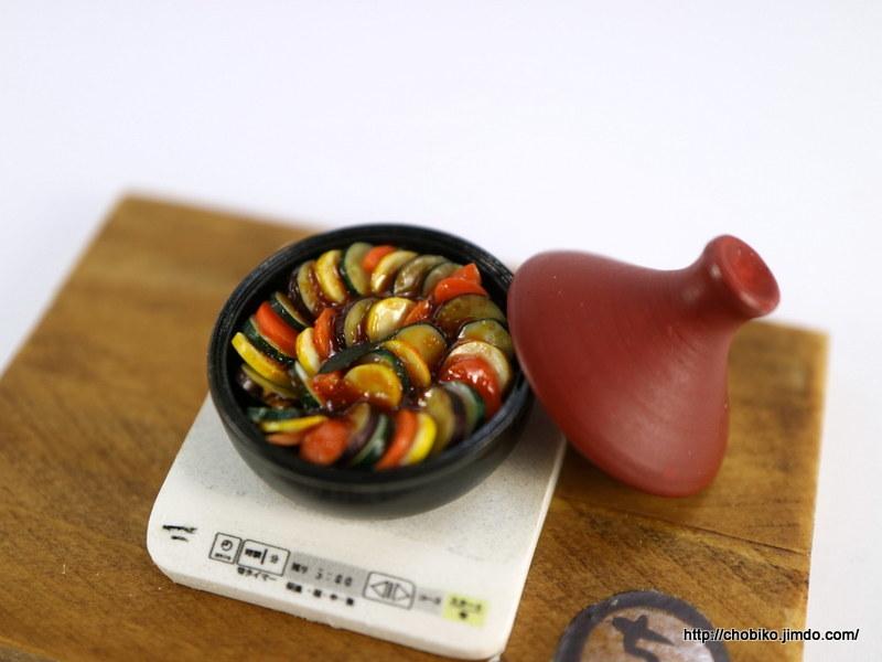 ちょび子★ミニチュア鍋料理★みぞれ鍋他_画像5