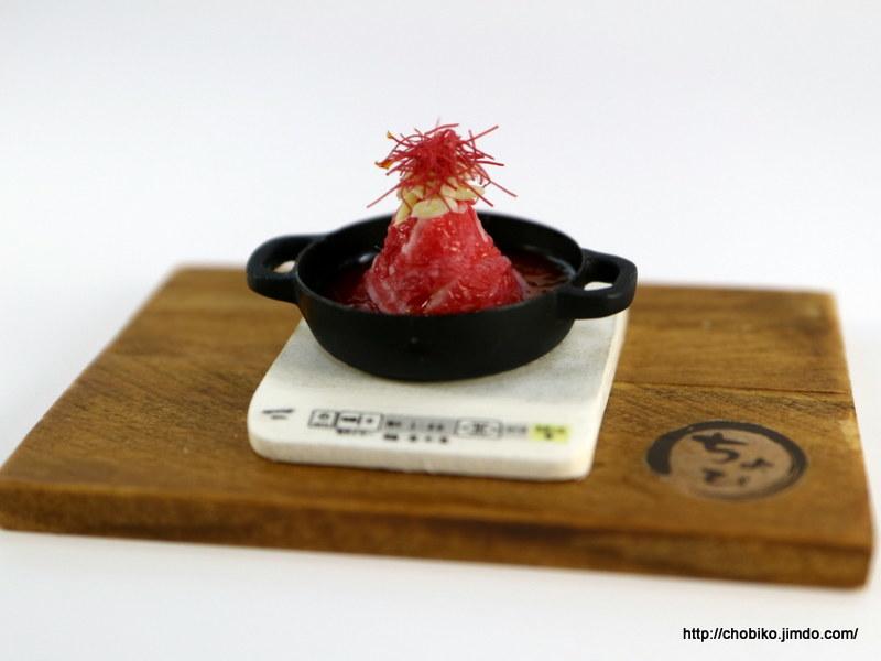 ちょび子★ミニチュア鍋料理★みぞれ鍋他_画像7