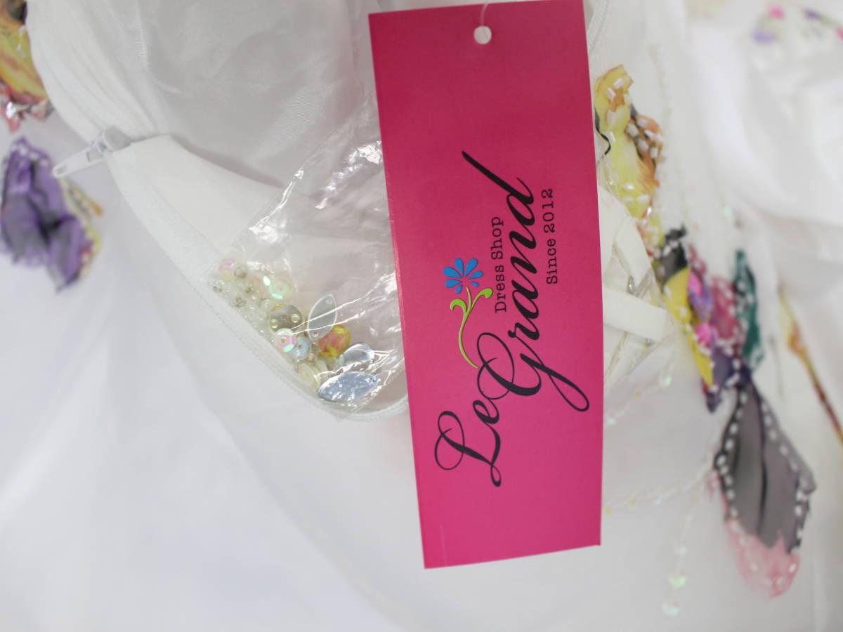 *Le Grand ルグラン*豪華上質 お姫様 ロングドレスワンピース プリンセスドレス キャバドレス キャバ嬢 定価19,800円_画像7
