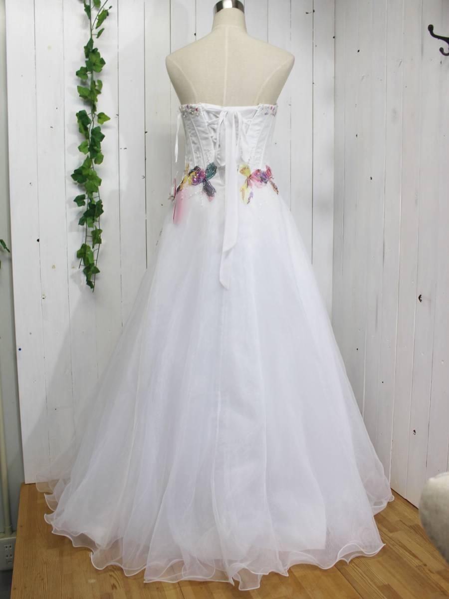 *Le Grand ルグラン*豪華上質 お姫様 ロングドレスワンピース プリンセスドレス キャバドレス キャバ嬢 定価19,800円_画像2