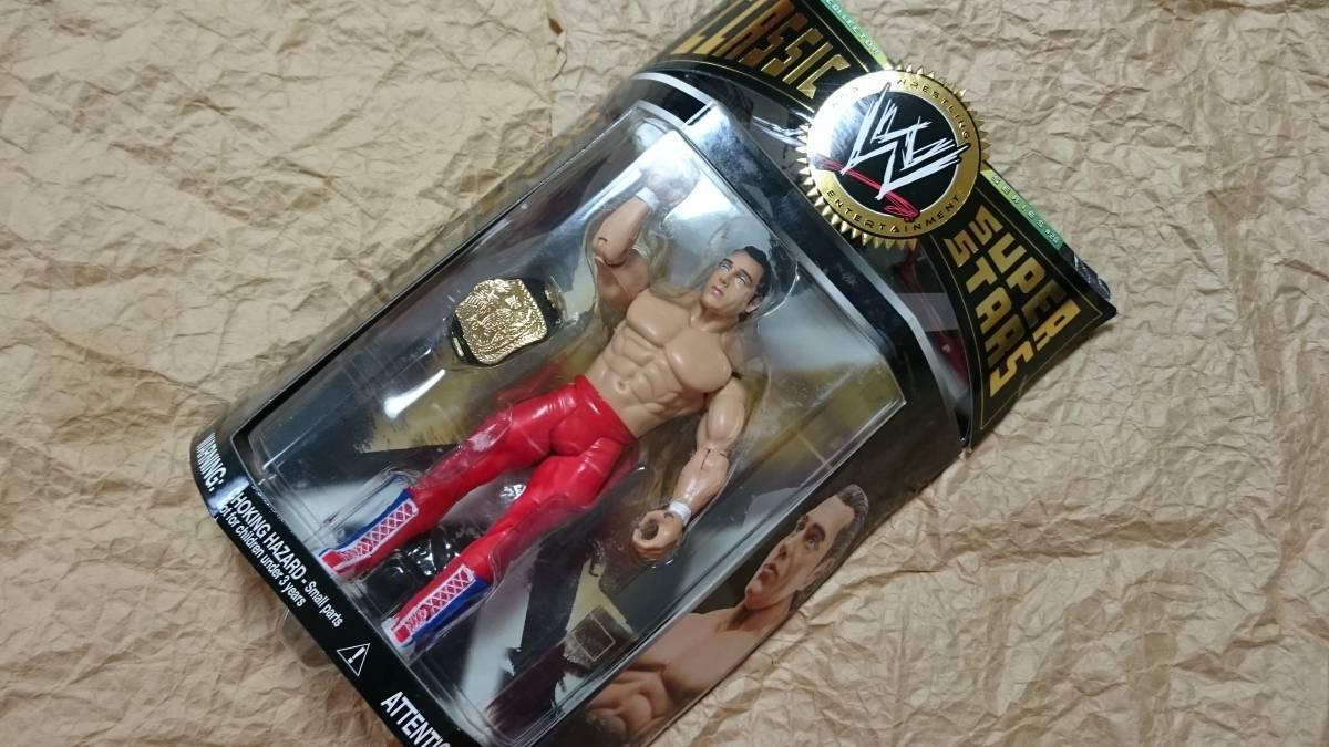 ダイナマイトキッド WWE クラシックシリーズ ジャックス社 WWF ブリティッシュブルドッグス