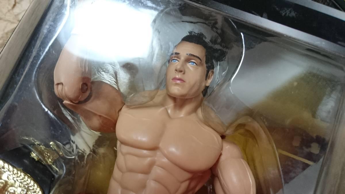 ダイナマイトキッド WWE クラシックシリーズ ジャックス社 WWF ブリティッシュブルドッグス_画像2