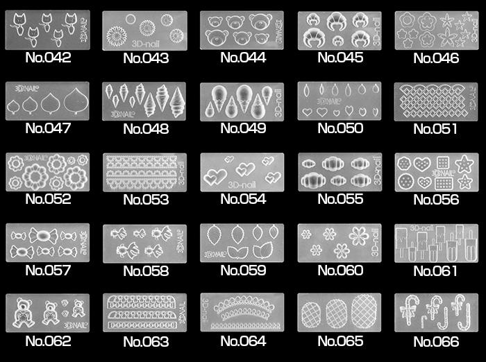 シリコンモールド ハート4 / シリコンモールド レジン デコ レジン DIY ネックレス ピアス ペンダント キット 型 枠_画像7