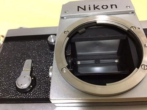 Nikon F (640Fに近い641です) NIKKOR-S 1:2 f=5cm(9枚絞り)付き_画像4