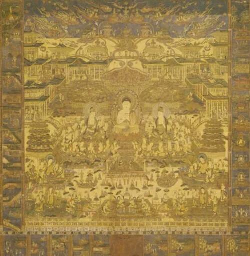 仏教美術 曼荼羅図 唐物仏画