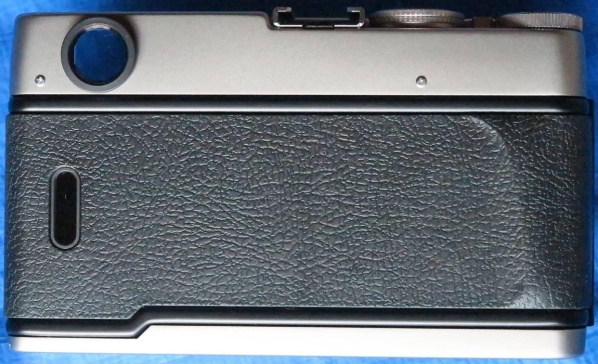 Konica Hexar コニカ ヘキサー RF Limitedミレニアム記念限定2001台限定[国内発売モデル] 未使用品 距離計連動式MマウントAEフィルムカメラ_画像8