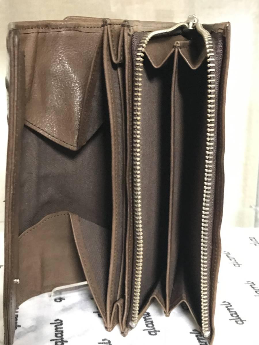 dea1e65253e7 新品同様glamb グラムGB10WT / AC15 : Rudy long wallet IV 財布ウォレット定価37260円. 商品數量: :1