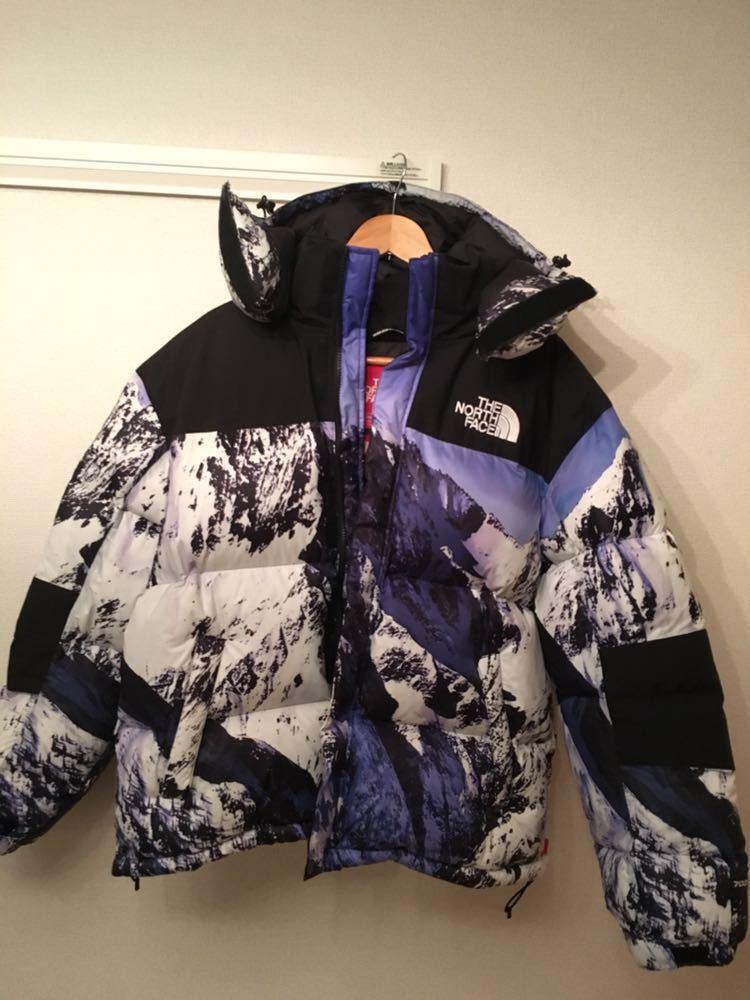 b842c8d7a 納品書付】17AW Supreme The North Face Mountain Baltoro jacket size M ...