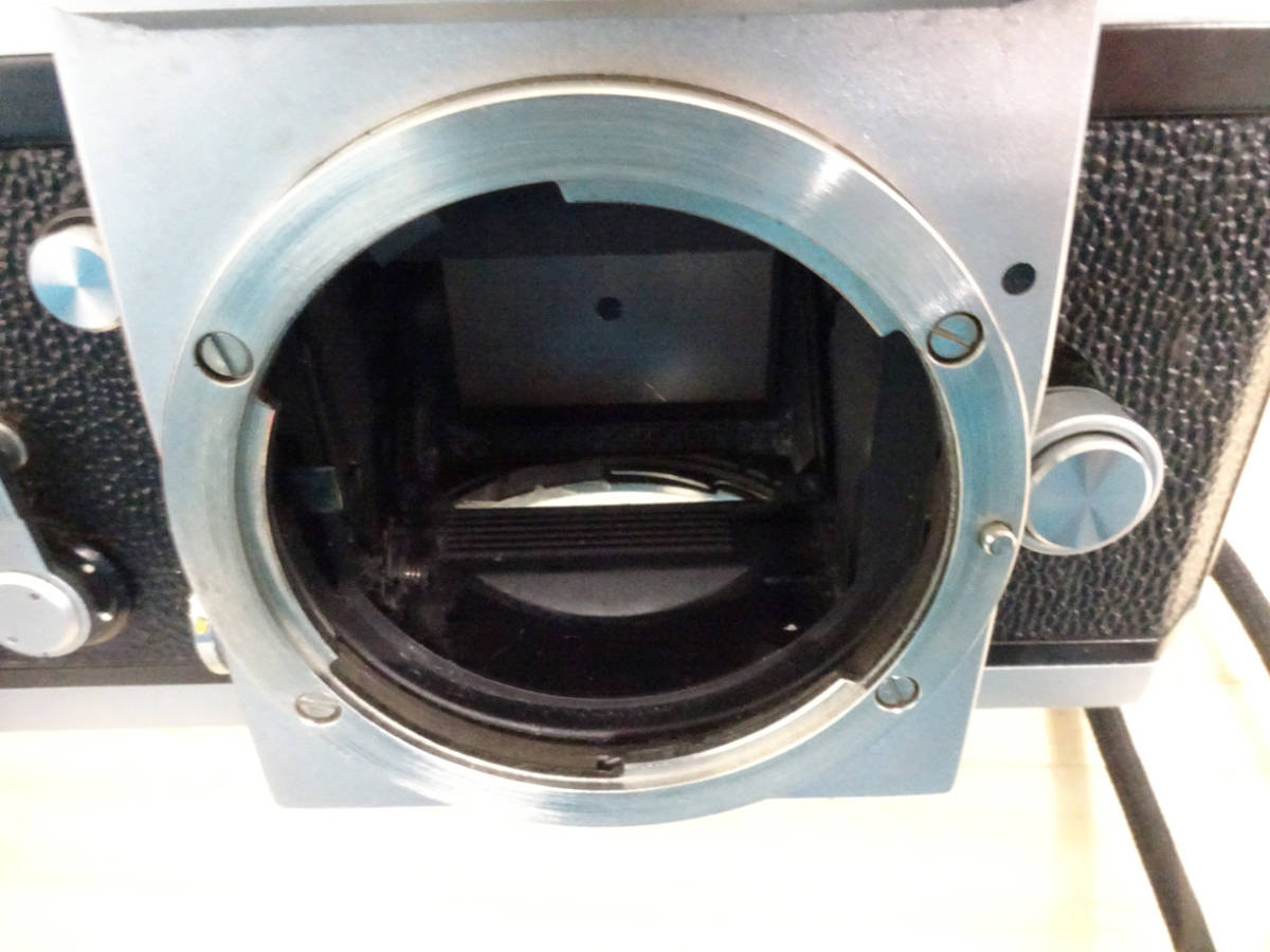 NIKON F アイレベル 733万台 後期型 フィルムカメラ ジャンク 834HH_画像7