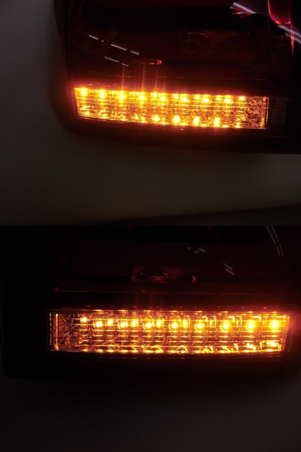 中古 CORAZON コラゾン LEDテール スバル レヴォーグ CZ-VM-LT001R クロームベゼル 点灯タイプ_画像10