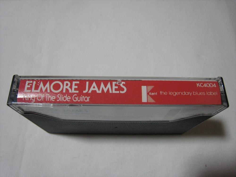 【カセットテープ】 ELMORE JAMES / KING OF THE SLIDE GUITAR US版 エルモア・ジェイムス_画像3