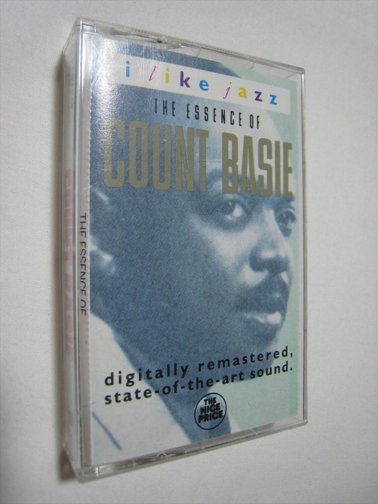 【カセットテープ】 COUNT BASIE / THE ESSENCE OF COUNT BASIE US版 カウント・ベイシー_画像1