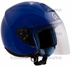 ヤマハ yamaha バイク ジェット ヘルメット L サイズ op19 新品 在庫 格安 価格 処分 即日 21_画像1