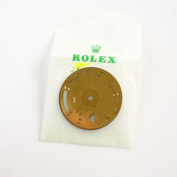 未使用 ROLEX ロレックス デイデイト ピンクゴールド ブラックアラビック文字盤 針付 118205 118235用 3727_画像2