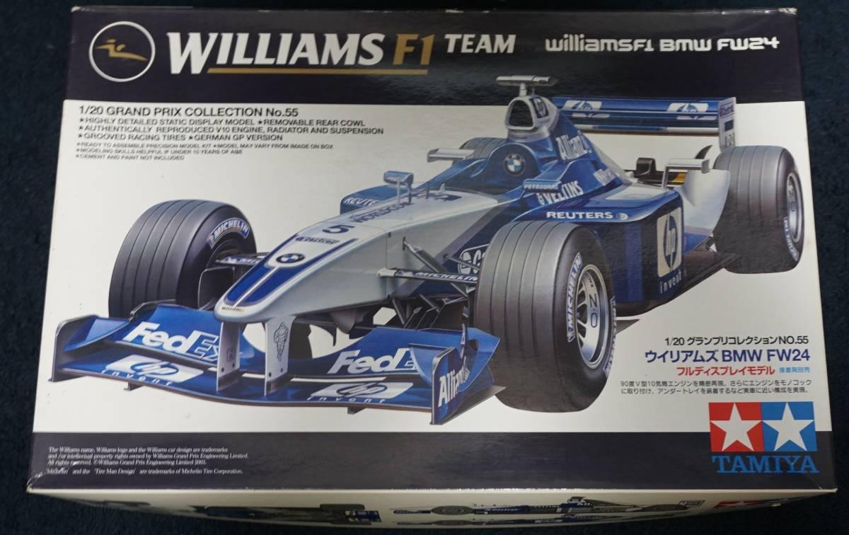 ウィリアムズ・FW24