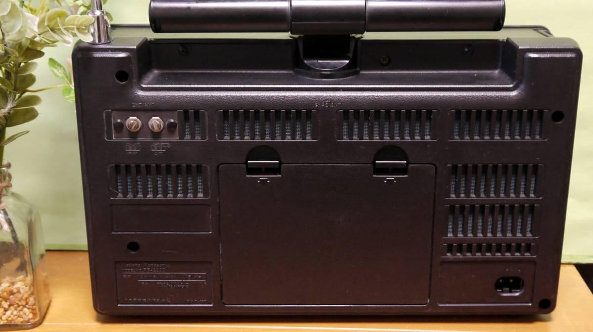 クーガ(RF-2200)オールバンド高感度で特にFMは抜群です。キズや色褪せの無い特Aクラスの良品を選別出品*_画像4