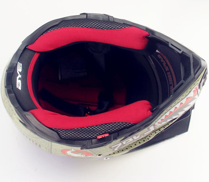 バイク オフロード フルフェイス ヘルメット xl サイズ sy 三用 定額 即決 価格 展示品 在庫 格安 処分 即日 7_画像5