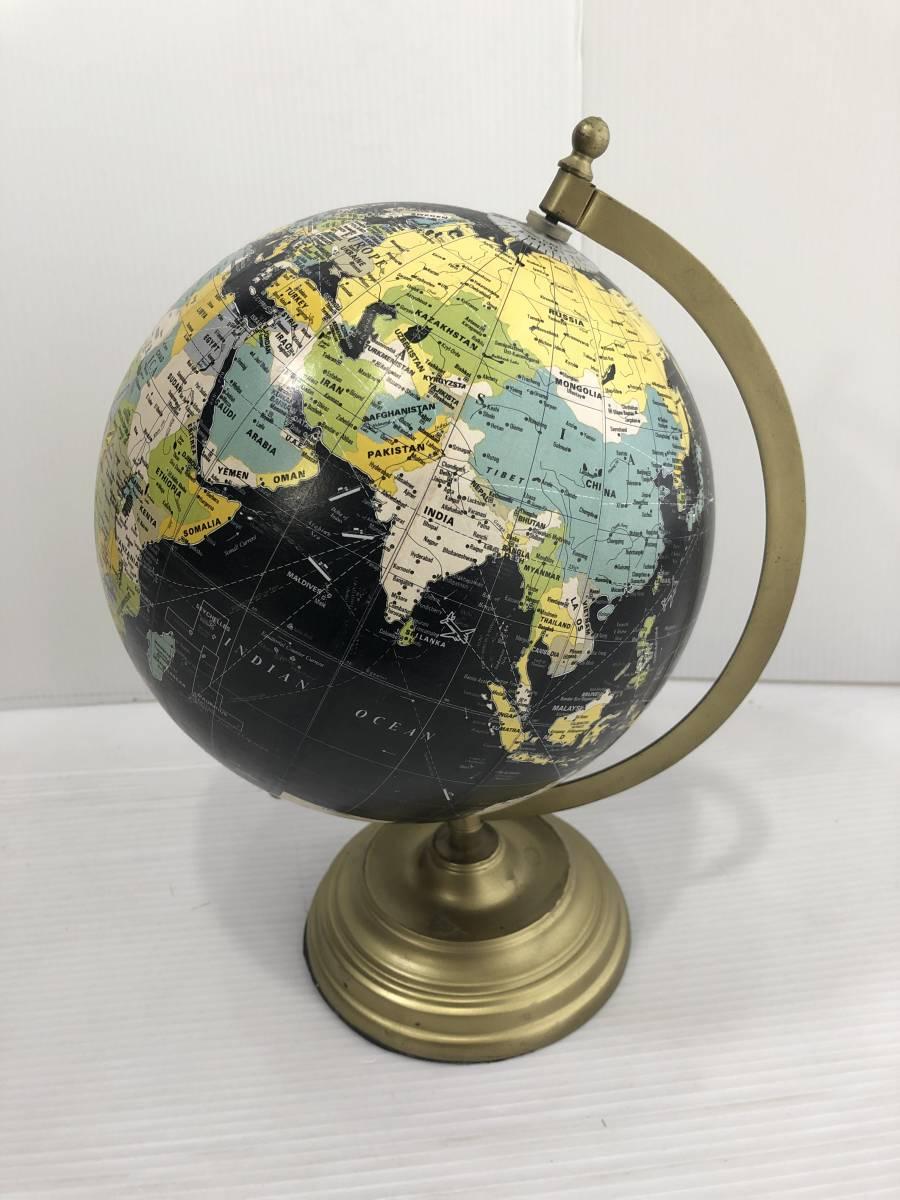 ブラックオーシャングローブ 黒海地球儀 2014年モデル アメリカ買い付け品used US雑貨 インテリア