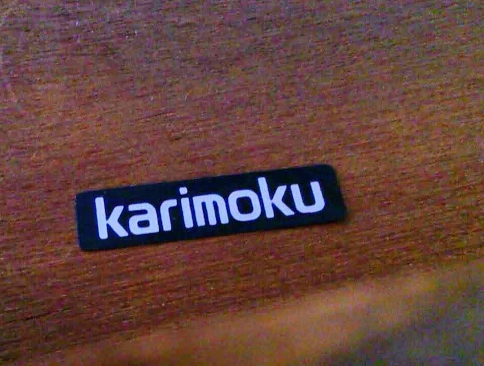 ■カリモク/karimoku■コロニアル センターテーブル リビング クラシカル レトロ カントリー _画像7