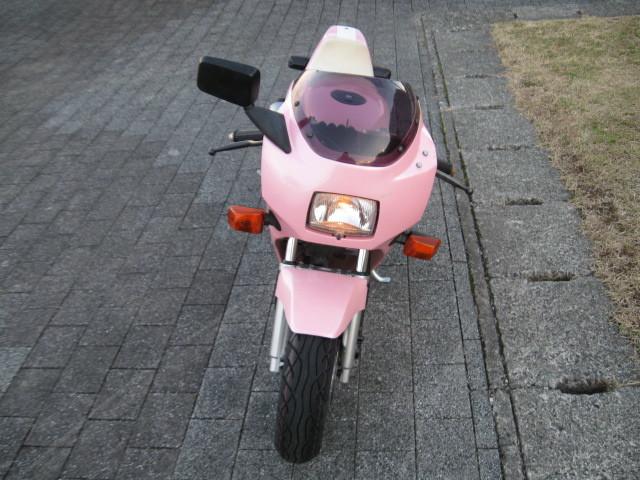 最終値下げ出品 スズキGAG ギャグ 1986年ピンクスキャラクターGSX-R 実走行970㌔です。バイク屋さんなら20万以上27万超えで販売です。_画像5