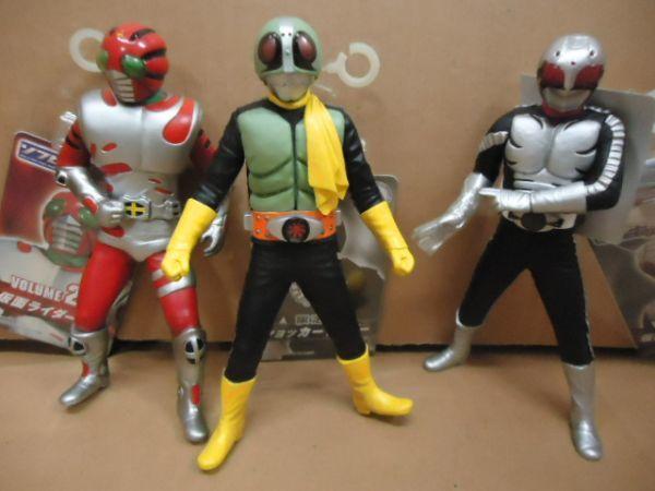 Bandai sofvi soul ## Kamen Rider ZX, super 1, shocker rider