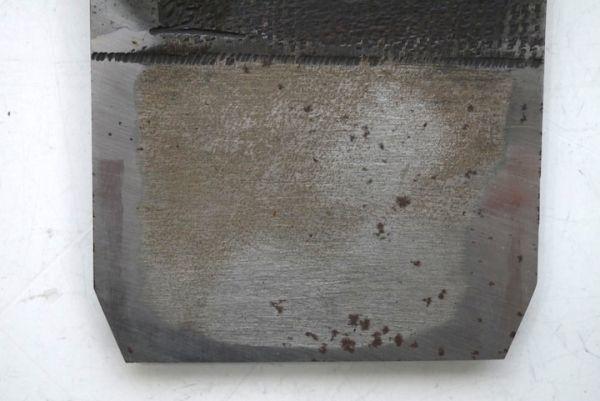 OT2232 鉋 銘有り 刃幅約6.1cm ■カンナ/大工道具/宮大工/かんな/製材/職人/製材/スロデパ_画像3