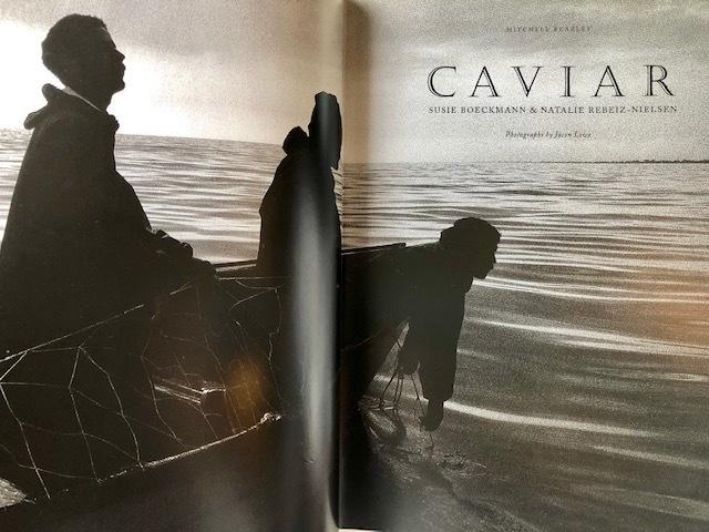 CAVIAR The Definitive Guide SUSIE BOECKMANN & NATALIE REBEIZ-NIELSEN_画像2