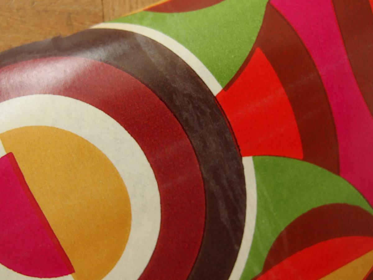在庫わずか! スイス製 ヴィンテージ&レトロ ワックスペーパー,包装紙 (ザ!レトロ8)_製造時に出来たイレギュラーが少しあります