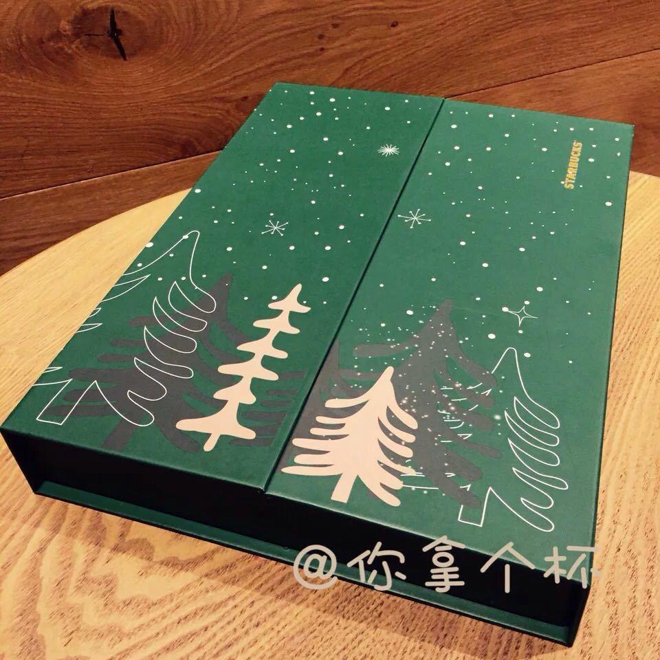 台湾 スターバックス 韓国 中国 海外 アドベントカレンダー クリスマス 2018 プレゼントボックス フィギュア ベアリスタ 熊 マスコット小物_画像4