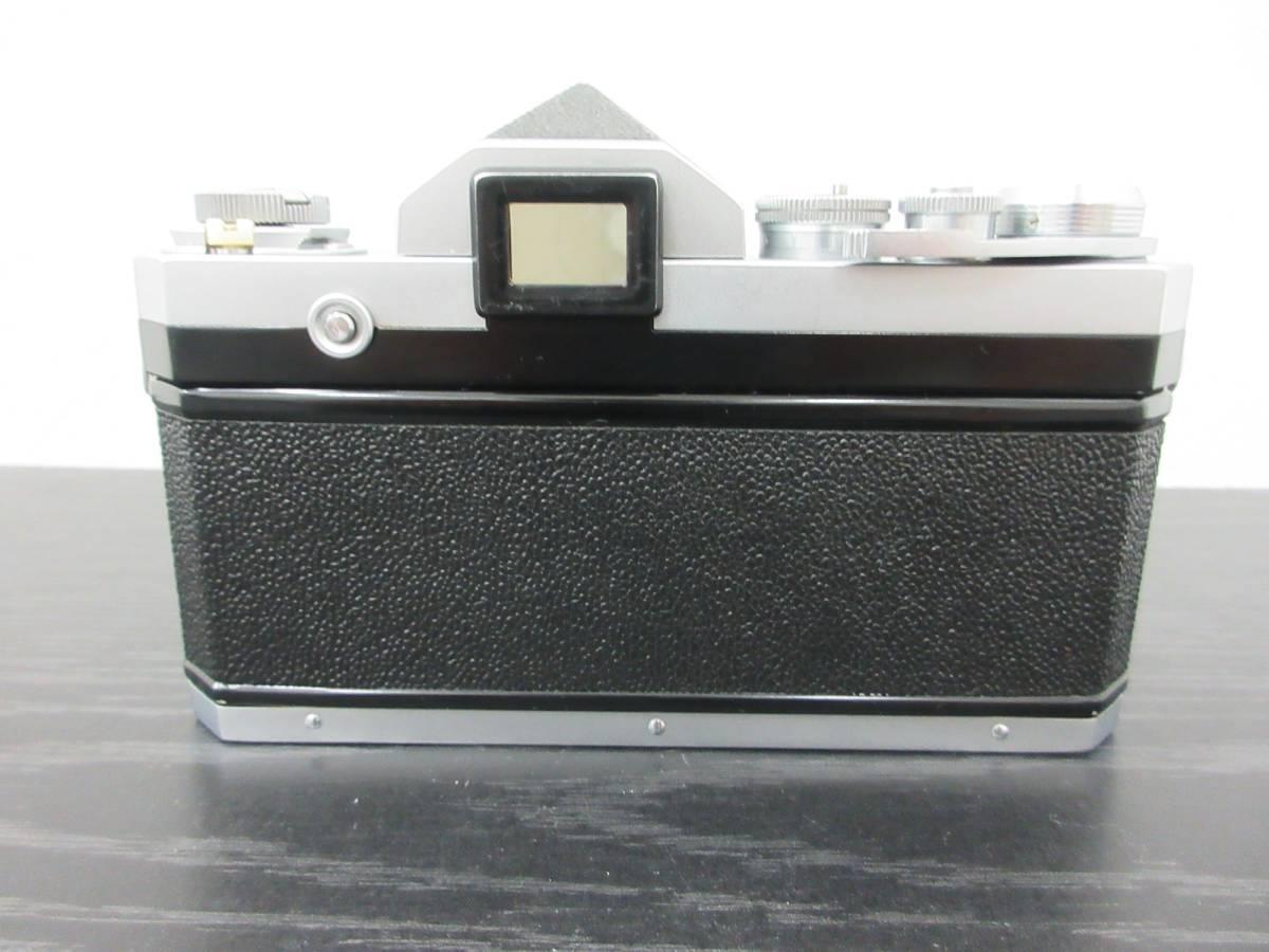 ◆【Y2834】Nikon ニコン F フィルム一眼レフカメラ レンズ3点セット_画像5