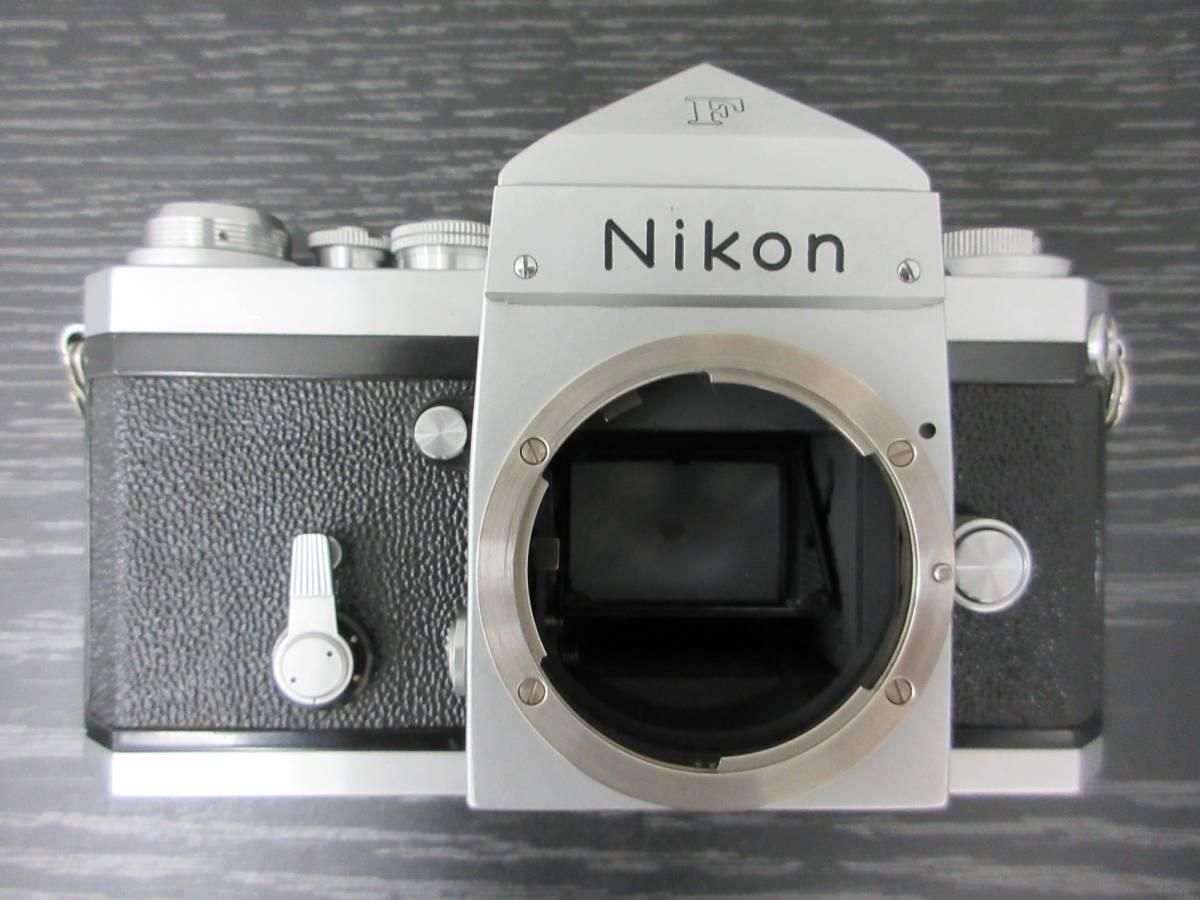 ◆【Y2834】Nikon ニコン F フィルム一眼レフカメラ レンズ3点セット_画像7