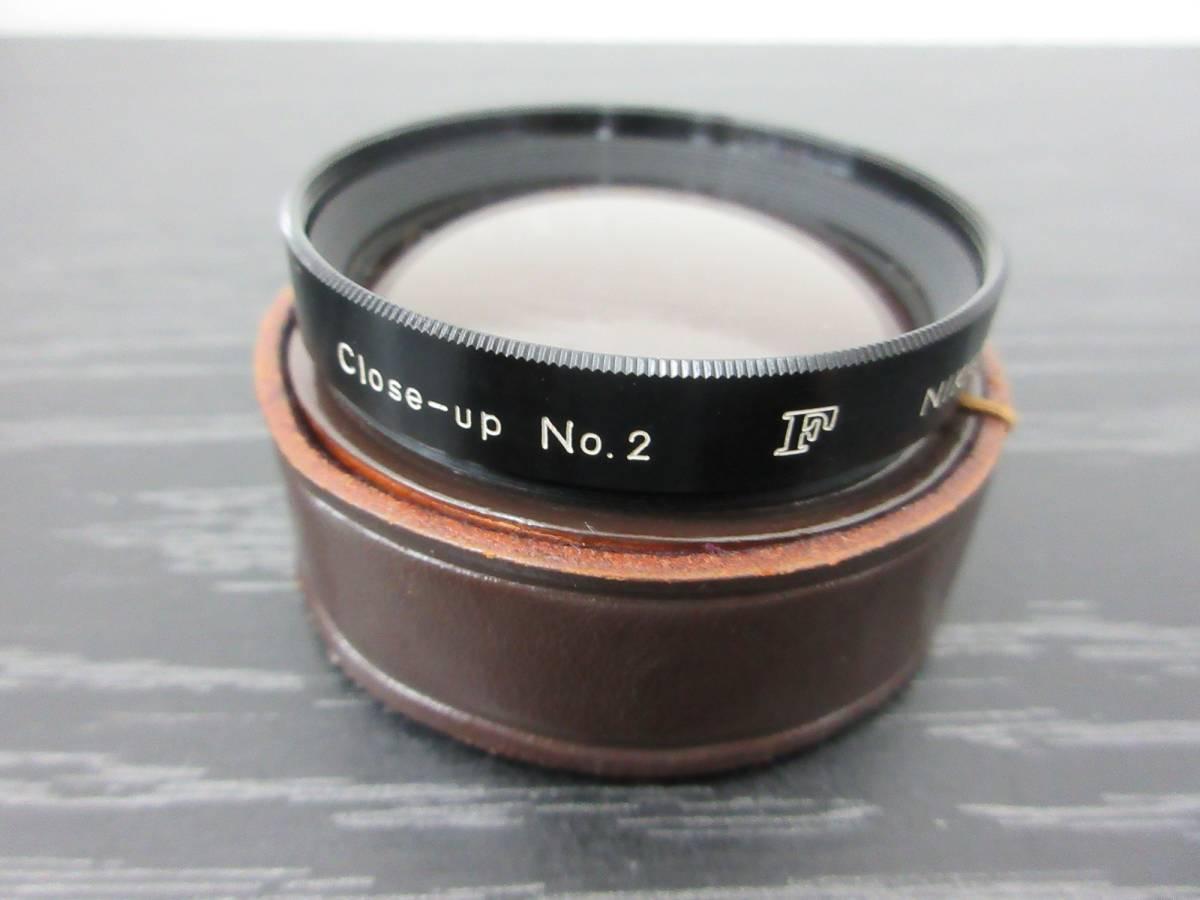 ◆【Y2834】Nikon ニコン F フィルム一眼レフカメラ レンズ3点セット_画像10