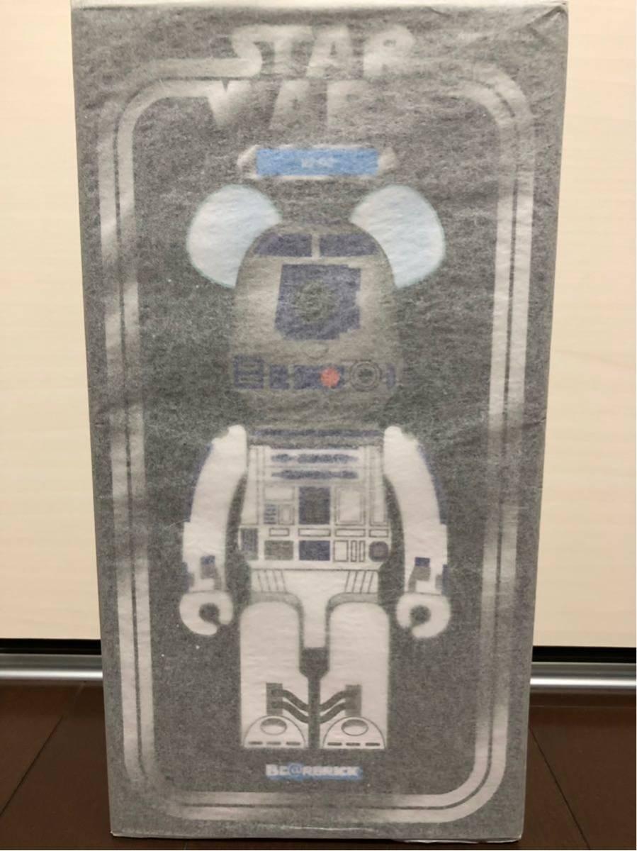 メディコムトイ MEDICOMTOY BE@RBRICK ベアブリック R2-D2(TM) 400% & 100%_画像2
